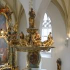 Restaurierung Ausstattung Pfarrkirchen Hahnbach